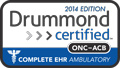 drummond certified 2014 EHR ambulatory
